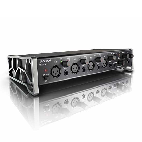 TASCAM USB Audio Interface US-4X4