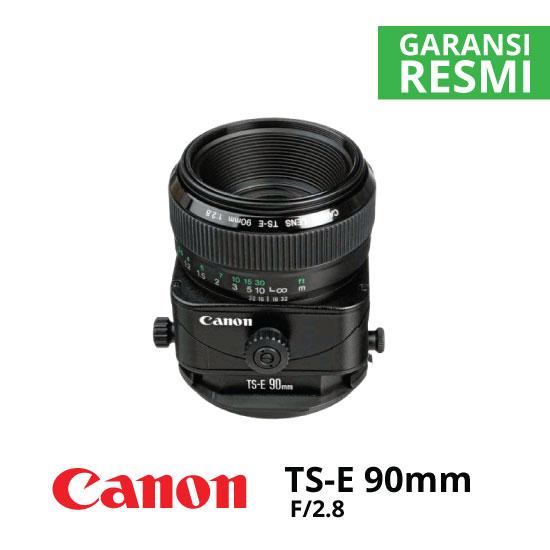 jual Canon TS-E 90mm f/2.8