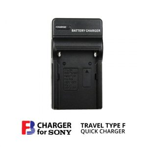 jual Travel Quick Charger Sony Type F