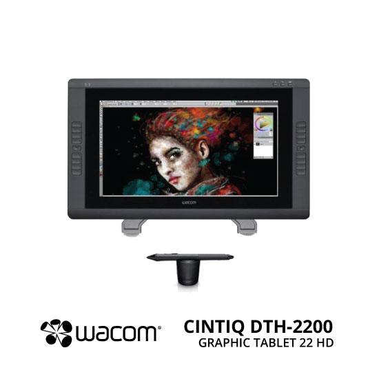 jual WACOM Cintiq 22HD Touch DTH-2200