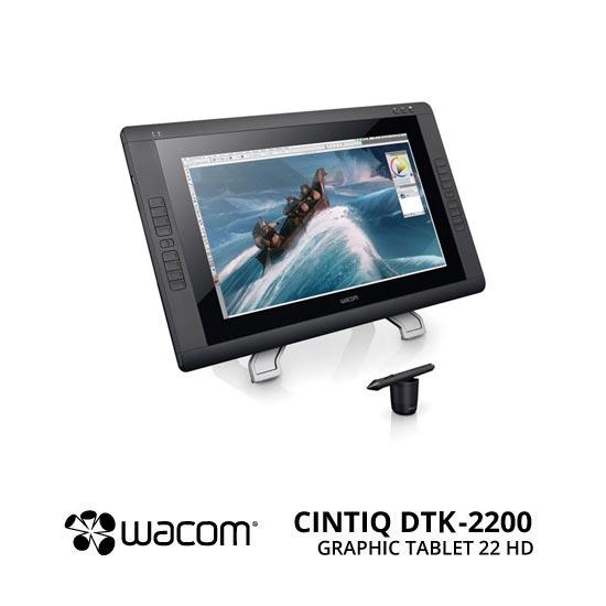 jual WACOM-Cintiq-22HD-Touch-DTK-2200