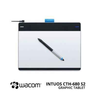 jual WACOM Intuos Pen & Touch Medium CTH-680/S2