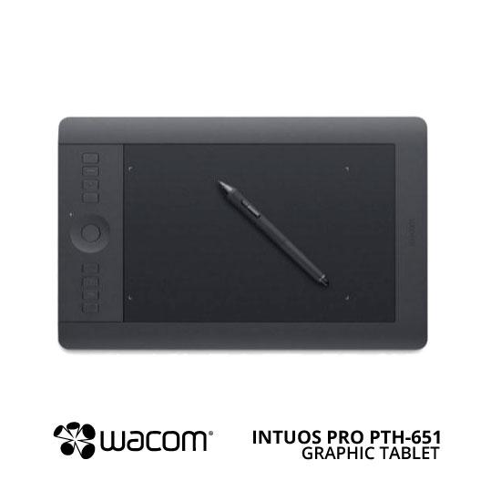 jual WACOM Intuos Pro Medium PTH-651