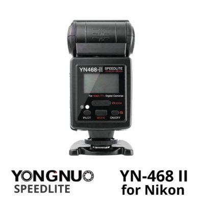 Jual YONGNUO Speedlite YN-468 II for Nikon toko kamera online