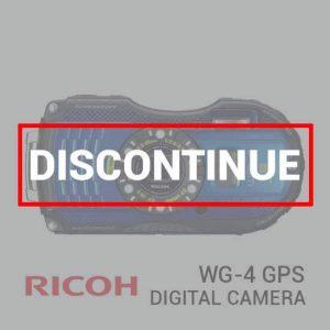 jual Ricoh WG-4 GPS Digital Camera harga murah surabaya jakarta