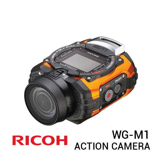 jual Ricoh WG-M1 Action Camera harga murah surabaya jakarta