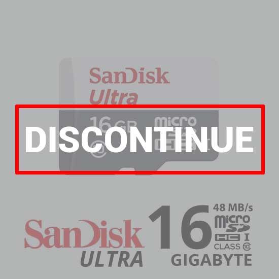 jual Sandisk Ultra MICROSDHC 48Mb/S - 16GB