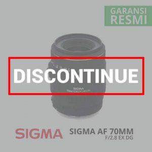jual Sigma AF 70mm F/2.8 EX DG Macro