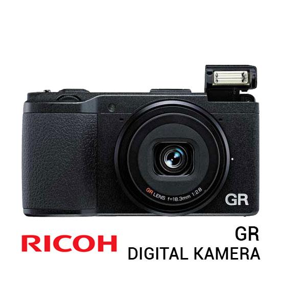 jual kamera Ricoh GR Digital Camera harga murah surabaya jakarta