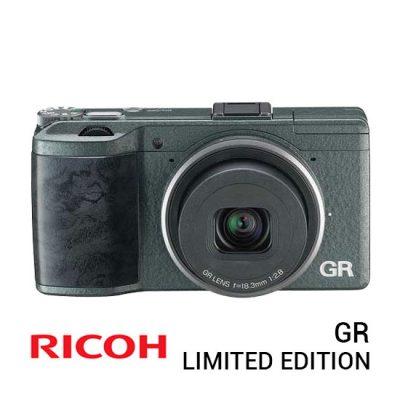 jual kamera Ricoh GR Limited Edition Digital Camera harga murah surabaya jakarta