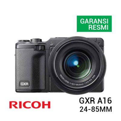 jual kamera Ricoh GXR A16 24-85mm F3.5-5.5 harga murah surabaya jakarta