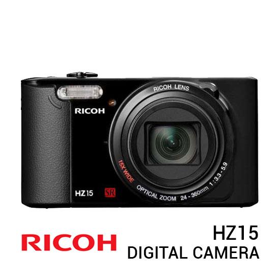 jual kamera Ricoh HZ15 Digital Camera harga murah surabaya jakarta