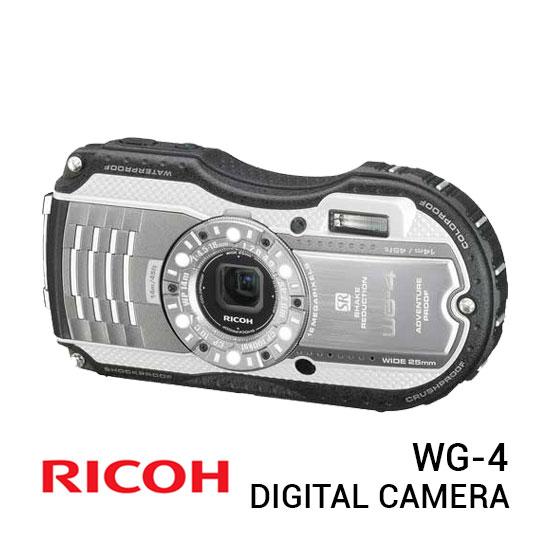 jual kamera Ricoh WG-4 Digital Camera harga murah surabaya jakarta