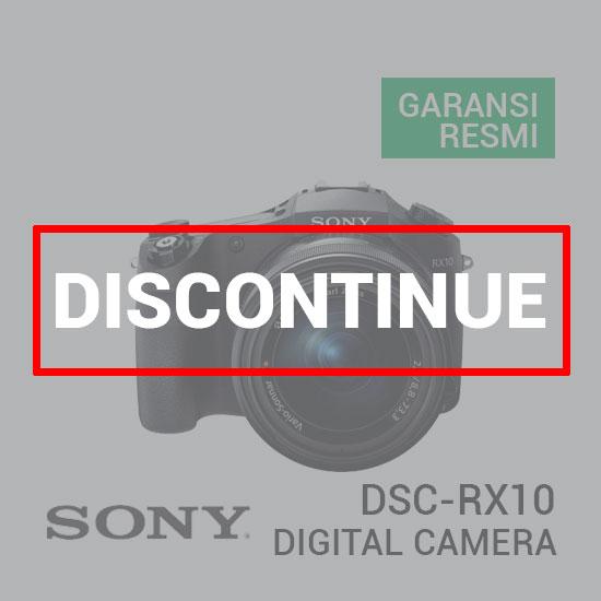 jual kamera Sony DSC-RX10 Digital Camera harga murah surabaya jakarta
