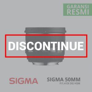 jual lensa Sigma 50mm F1.4 EX DG HSM harga murah surabaya jakarta