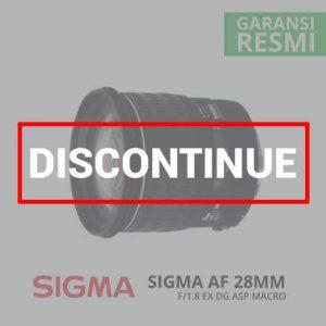 jual Sigma AF 28mm F1.8 EX DG ASP Macro
