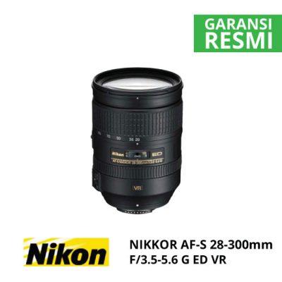 jual Nikon AF-S 28-300mm f/3.5-5.6G ED VR Nikkor
