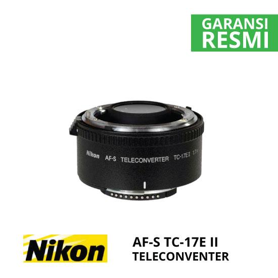 jual Nikon AF-S Teleconverter TC-17E II