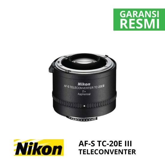 jual Nikon AF-S Teleconverter TC-20E III