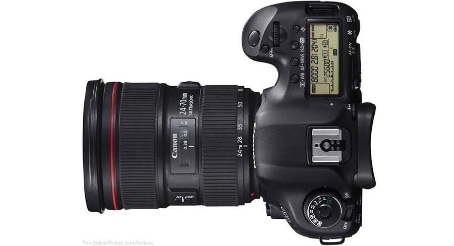 jual Canon EF 24-70mm f/2.8L II USM