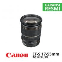 jual Canon EF-S 17-55mm f/2.8 IS USM