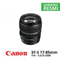 jual Canon EF-S 17-85mm f/4 - 5.6 IS USM