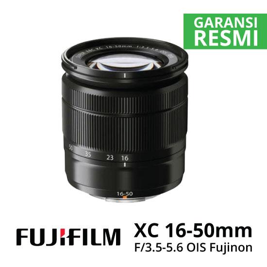 jual Fujifilm XC 16-50mm F3.5-5.6 OIS Fujinon