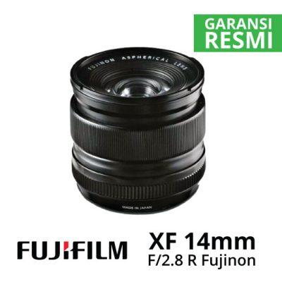 jual Fujifilm XF 14mm f2.8 R Fujinon