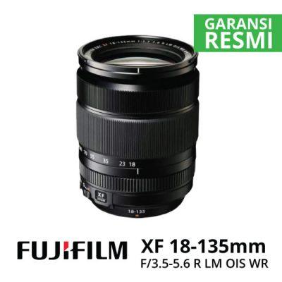 jual Fujifilm XF 18-135mm F3.5-5.6 R LM OIS WR Fujinon