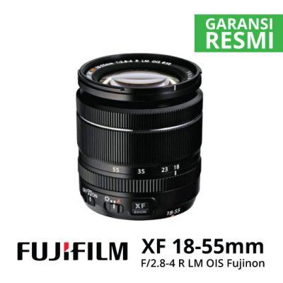 jual Fujifilm XF 18-55mm F/2.8-4 R LM OIS Fujinon