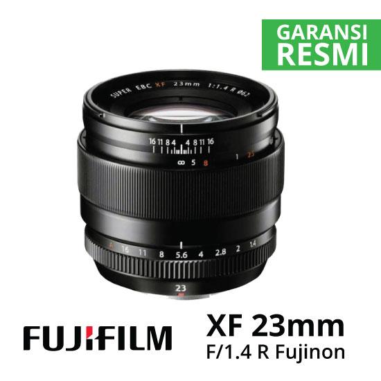 jual Fujifilm XF 23mm F1.4 R Fujinon