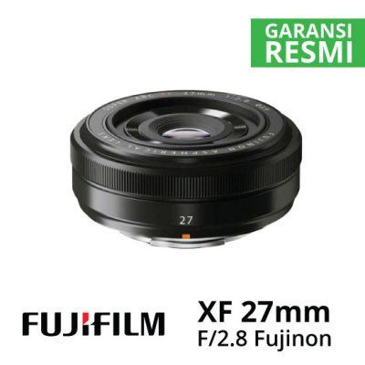 jual Fujifilm XF 27mm f2.8 pancake Fujinon