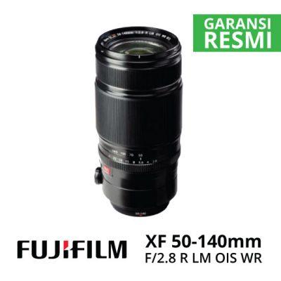 jual Fujifilm XF 50-140mm F2.8 R LM OIS WR Fujinon