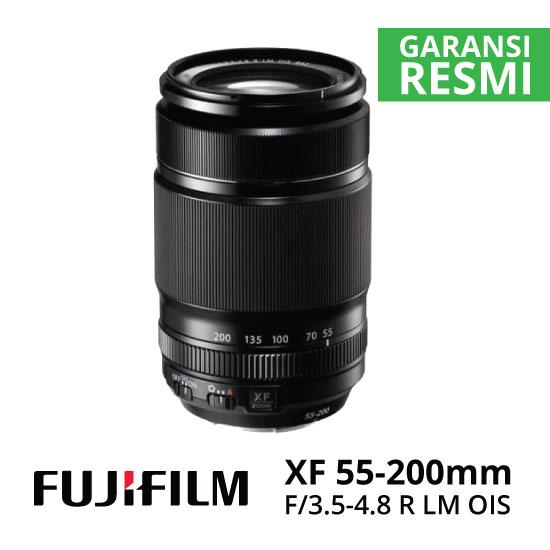 jual Fujifilm XF 55-200mm F3.5-4.8 R LM OIS Fujinon