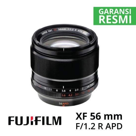 jual Fujifilm XF 56 mm F1.2 R APD Fujinon