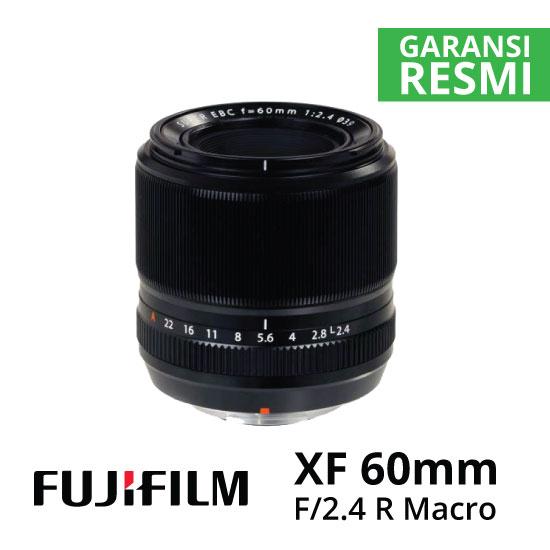 jual Fujifilm XF 60mm f2.4 R Macro Fujinon