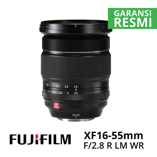 jual Fujifilm XF16-55mm F2.8 R LM WR Fujinon