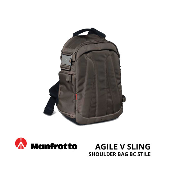 jual Manfrotto Agile V Sling BC Stile