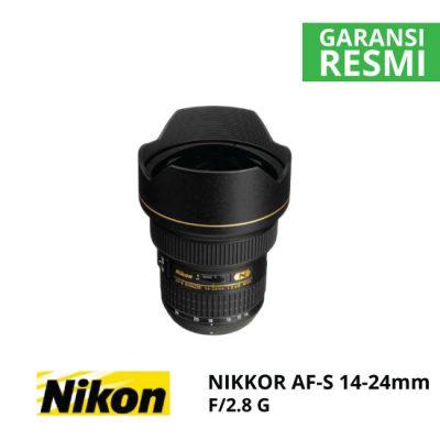 jual Nikon AF-S 14-24mm f/2.8G Nikkor