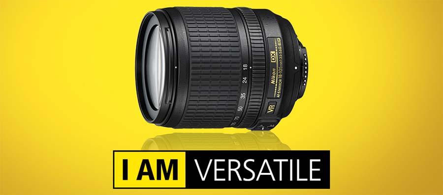jual Nikon AF-S 18-105MM F/3.5-5.6G ED DX VR Nikkor