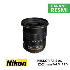 jual Nikon AF-S DX 12-24mm f/4G IF ED Nikkor