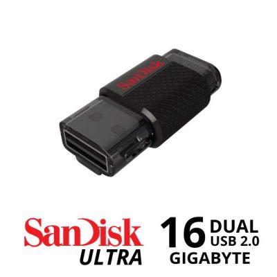 jual Sandisk Ultra Dual USB Drive 16GB