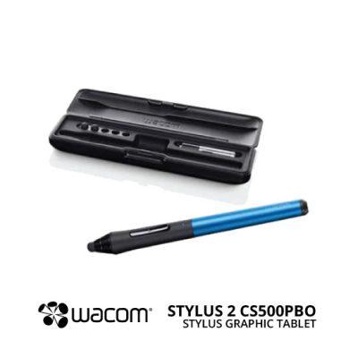 jual Wacom Intous Creative Stylus 2 Blue CS500PBO