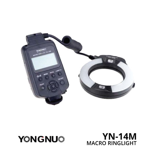jual YongNuo YN14M Macro Ring Light