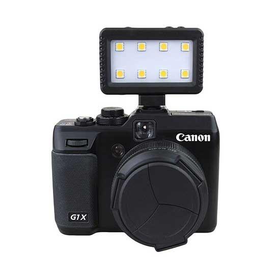 JJC LED-8 Mini Video Light