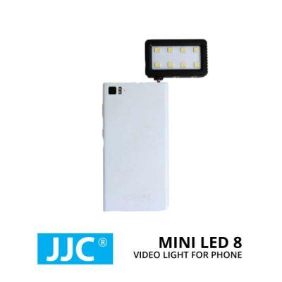 jual JJC LED-8 Mini Video Light