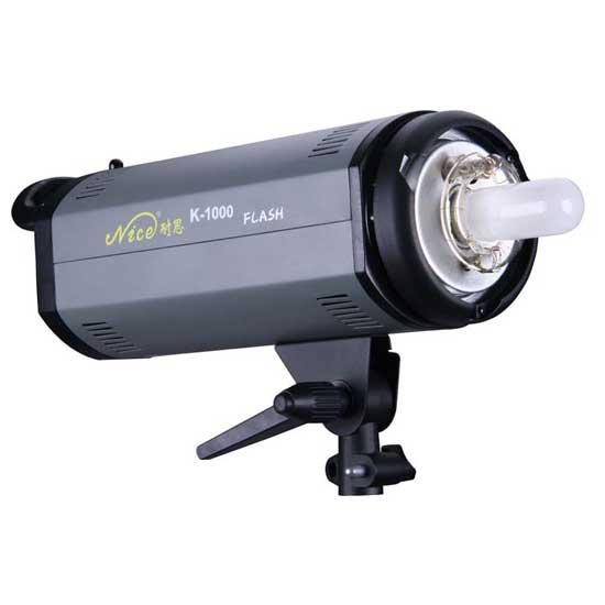 NiceFoto Lampu Studio K-1000