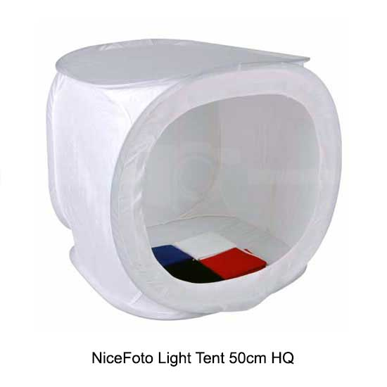 NiceFoto Light Tent 50cm HQ