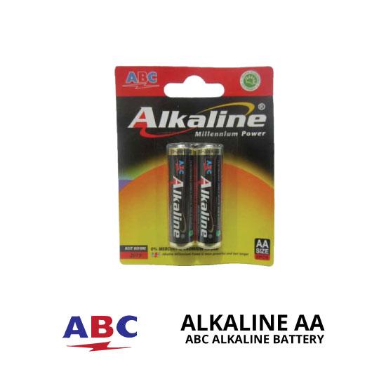 jual Baterai ABC Alkaline 2pcs AA