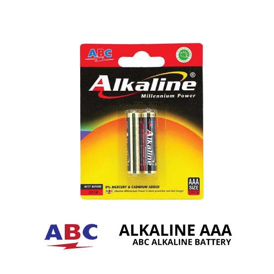 jual Baterai ABC Alkaline 2pcs AAA